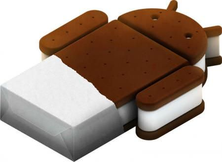 Ice Cream Sandwich Will Be Launched Soon
